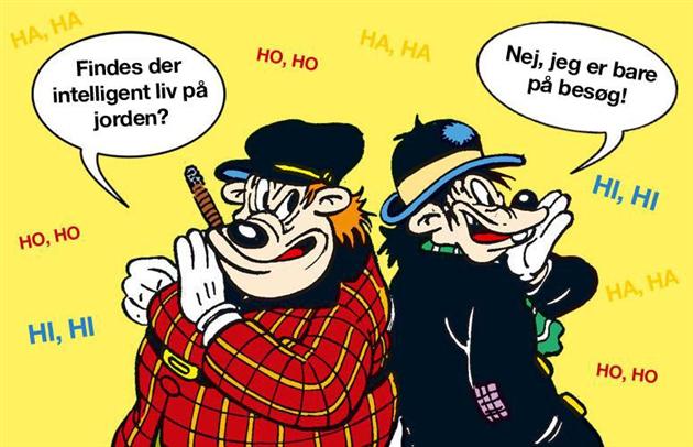 Norske vittigheder