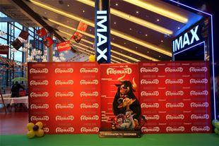 Se billederne fra premieren på Ferdinand