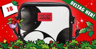 18. december • VIND: Mickey Mouse-skuldertaske