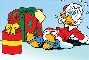 Onkel Joakims 5 tips til billige julegaver