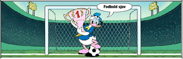 Fodbold sjov