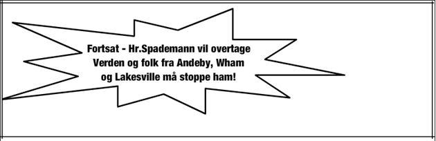 Anders And i militæret/Den sure and i byen WHAM del 18