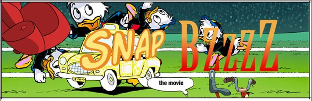 snap bzzzz the movie