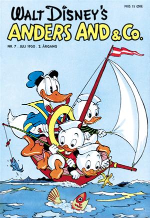 Anders and abonnement gavekort