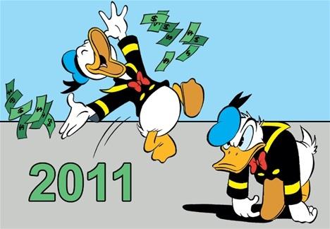 Hvordan var 2011 for dig?