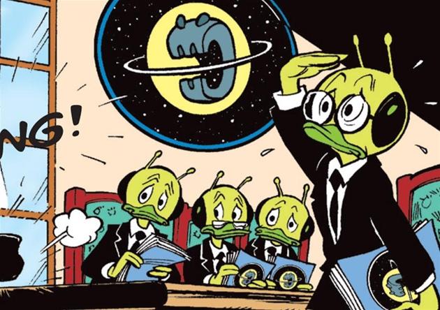 UFO-testen