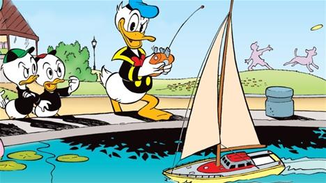 Båd-quiz