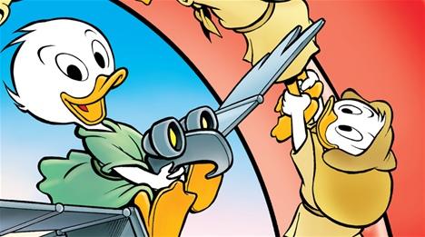 Hvor godt læse du Anders And & Co. nr. 12/2012?