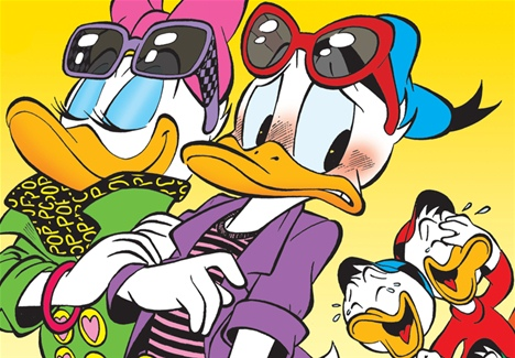 Hvor godt læste du Anders And & Co. nr. 4 - 2012
